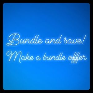 Other - Bundle your likes, get a discount! Make an offer!